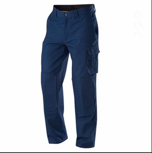 Custom Cheap Men Polyester Cargo Work Pants In Workwear/Cheap cargo pants
