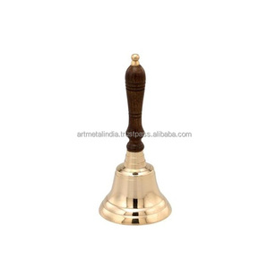 NAUTICAL HAND SHIP BELL