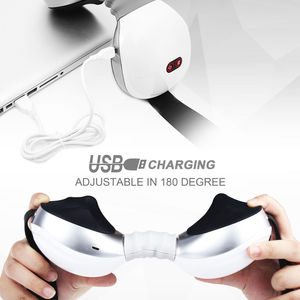 Take away massager with USB Rechargeable Neck Massager work 2 hours at outdoors