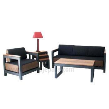 Indonesia Teak Furniture Sofa Dw So002l