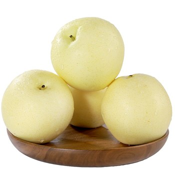 Supply fresh fruit golden Crown pear