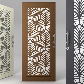 Walmond Laser Cut Metal Door Lsc 01 Buy Interior Metal Doorsdoor