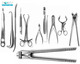 Orthopedic Surgery Instrument Set In The Basis Of Surgical Instruments