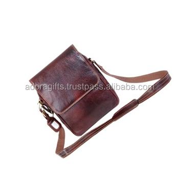 564e66766b30 Latest new design PU leather men women gender crossbody bag ladies and gents  sling shoulder bag