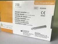 PRICK TEST LANCET 0,90 MM FOR SKIN - FOR PRICK TEST SOLUTION