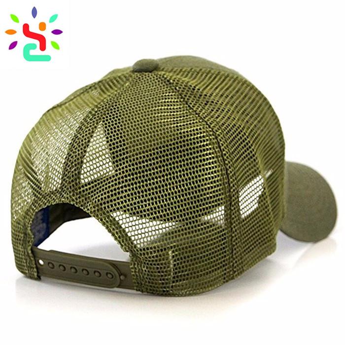 fe191d85de1f0 Tactical Baseball Cap Blank Camo Trucker Cap 6 Panel Military Hat Cap  unique design trucker hat