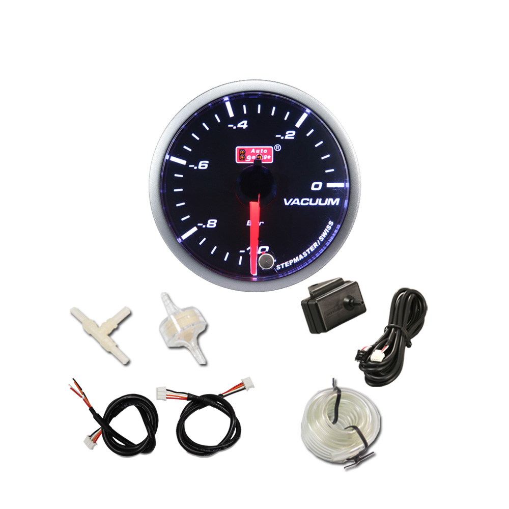 52mm vacuum gauge Analog car for automobile
