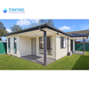2019 construction real estate prefab house mobile home villa for sale