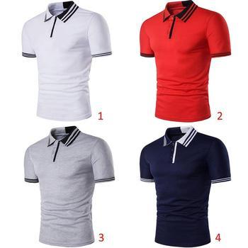 b25f351e6 wholesale cheap price new design custom 2018 full sublimation mens polo  shirt t shirt