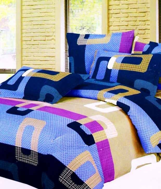 Hotel Design Bedding Set/ Home Cotton Bed Sheet/ Woven Bed Sheet