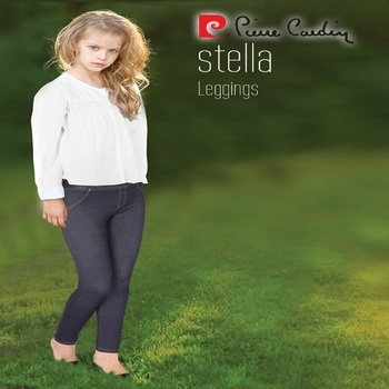 a3861b8707bdd Pierre Cardin Oem Kid's Girl Collection Elegant Jeans Tight Leggings ...