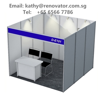 Exhibition Booth Setup : Exhibition booth set up trade show booth design and construction