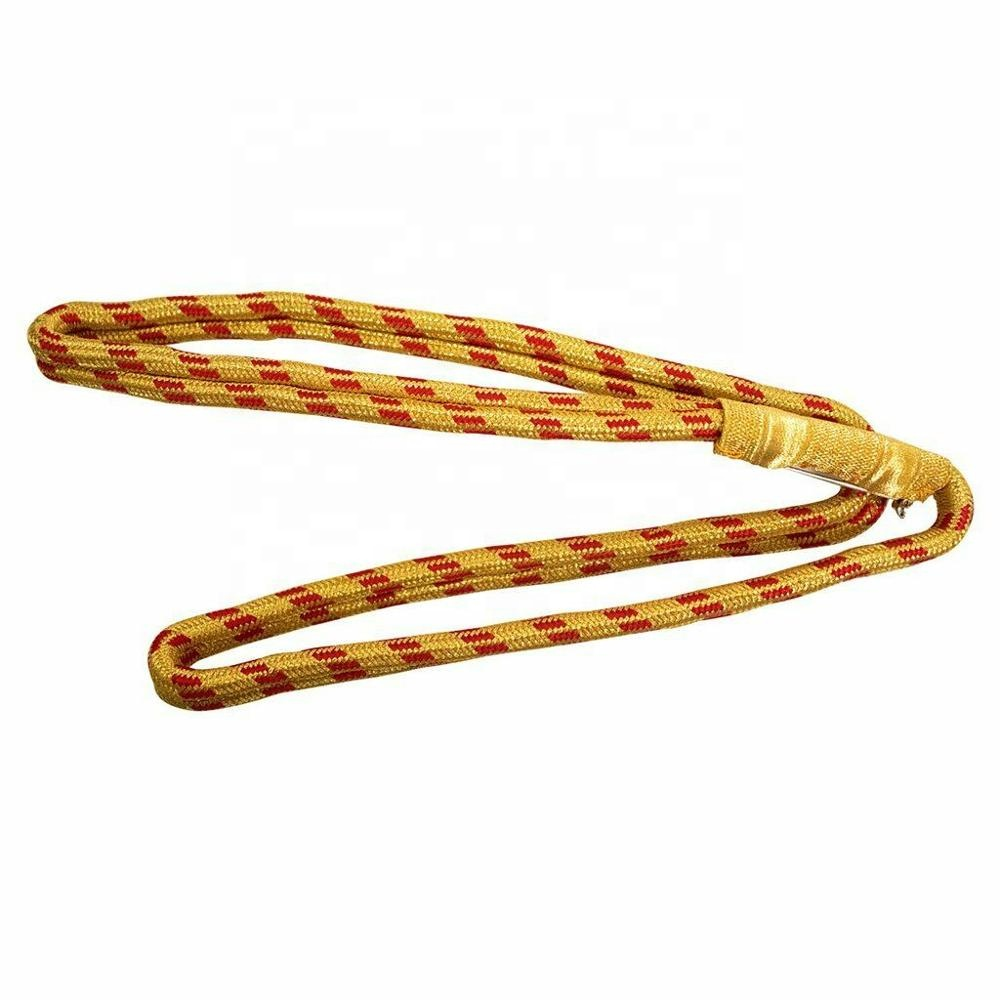 US MARINE CORPS SERVICE AIGUILLETTE-2 STRANG GOLD UND ROT