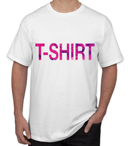 Factory Supply 100% Cotton T shirts Printing T shirts
