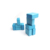 New Product 6 Shapes Wood Building Blocks Set Wooden Blocks Toy Creative Toys
