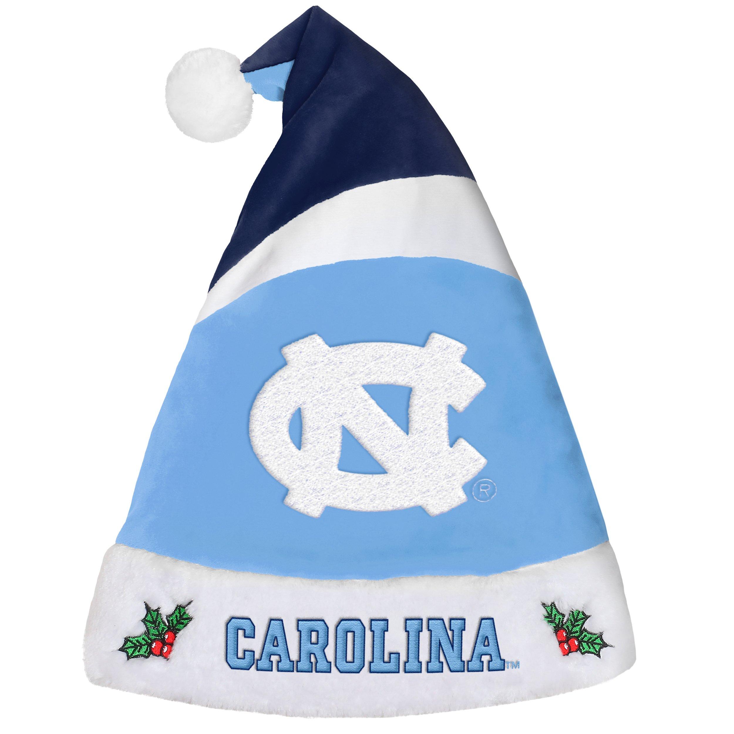 North Carolina Tar Heels Basic Santa Hat - 2016