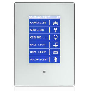 Smart Home automation touch screen switch , smart home automation panel, smart home automation