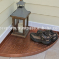 Home Corner Metal Boot Trays With High Quality Finish of Copper Antique
