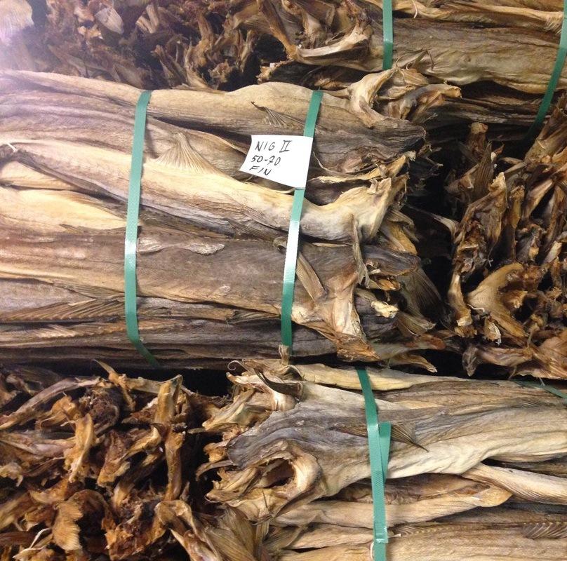 Dried Stockfish Whole Cod