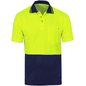Men's Workwear Working Uniforms Shirts with Breathable and Quick Dry Eco-friendly for Factory or Construction