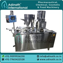 Semi Automatic Capsule Filling Machine for Pharmaceutical/Herbal/Nutrional Supplements