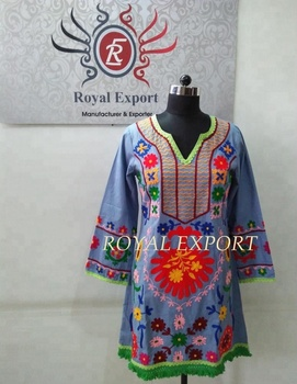 suzani embroidery tunic tops for sale uk Embroidered Tunic Plus Size Tops & Shirts for Women