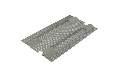 Music City Metals 90571 Stainless Steel Heat Plate Replacement for Select Fire Magic Gas Grill Models