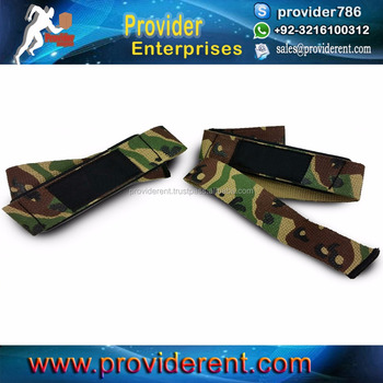 Power Hand Bar Lifting Straps Camo Printed Weight Lifting Cotton Straps  Strength Training Workouts Neoprene Padded High Quality - Buy Custom Weight