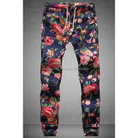 281cd710a6ea Cheap Black Floral Pants