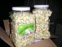 fresh peeled garlic, vacuum packed peeled garlic cloves