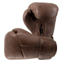 custom made high quality cowhide leather / pu leather championship/training boxing gloves custom branded