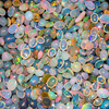 Natural Ethiopian Opal Cabochons Gemstone Crystals For Jewelry Making AA+ Grade Opal Cabochons