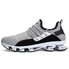 2018 Wholesale Blade Shoes Men Casual Breathable Running Shoes