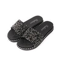 Crystal Summer 2019 Women Sandals For Women and Ladies