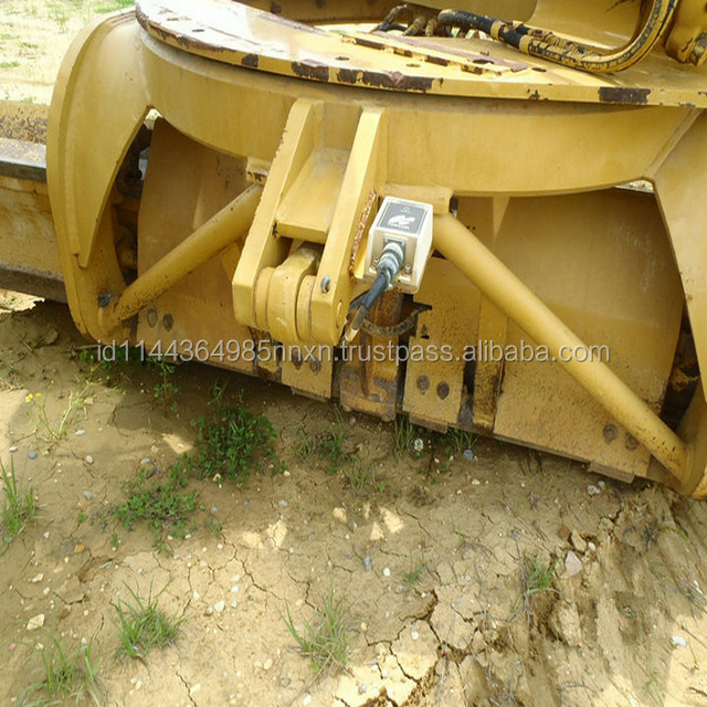 CATERPILLAR 140H motor grader Japan's original motor grader ripper hot sell