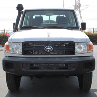 Land Cruiser Double Cabin Pickup 2014