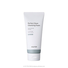AQUTOP Perfect Schoon Cleansing Foam Zwart Bean/Rode Bonen 150 ml: Diepe vocht cleansing Foam