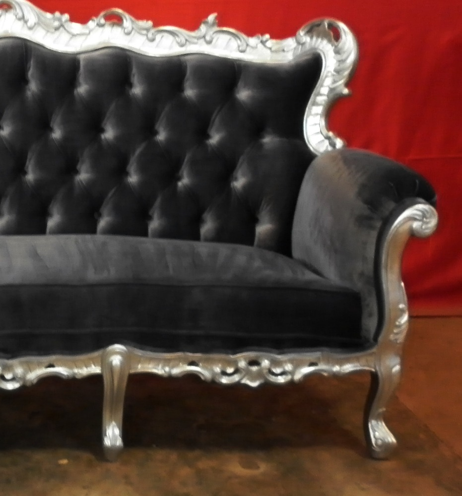 French Armchair Baroque Chair Livingroom Furniture Fine Workmanship Sofas, Armchairs & Suites Home, Furniture & Diy