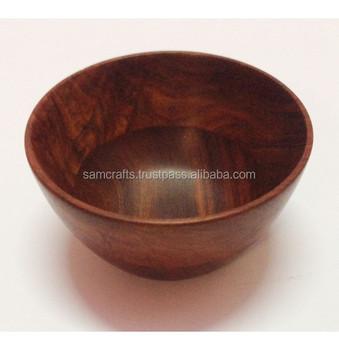hot sale wood salad bowl set beach wood wooden bowl for foodserving - Wooden Salad Bowls
