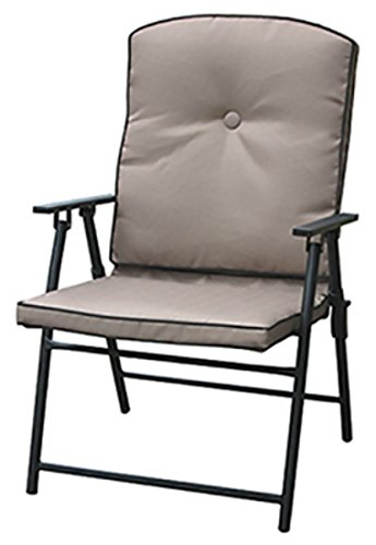 Four Seasons Padded Folding Chair
