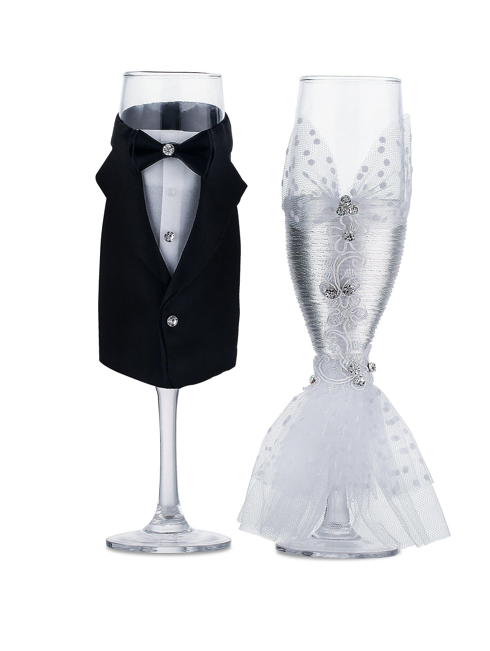 Cheap Wedding Favors Wine Glasses Find Wedding Favors Wine Glasses