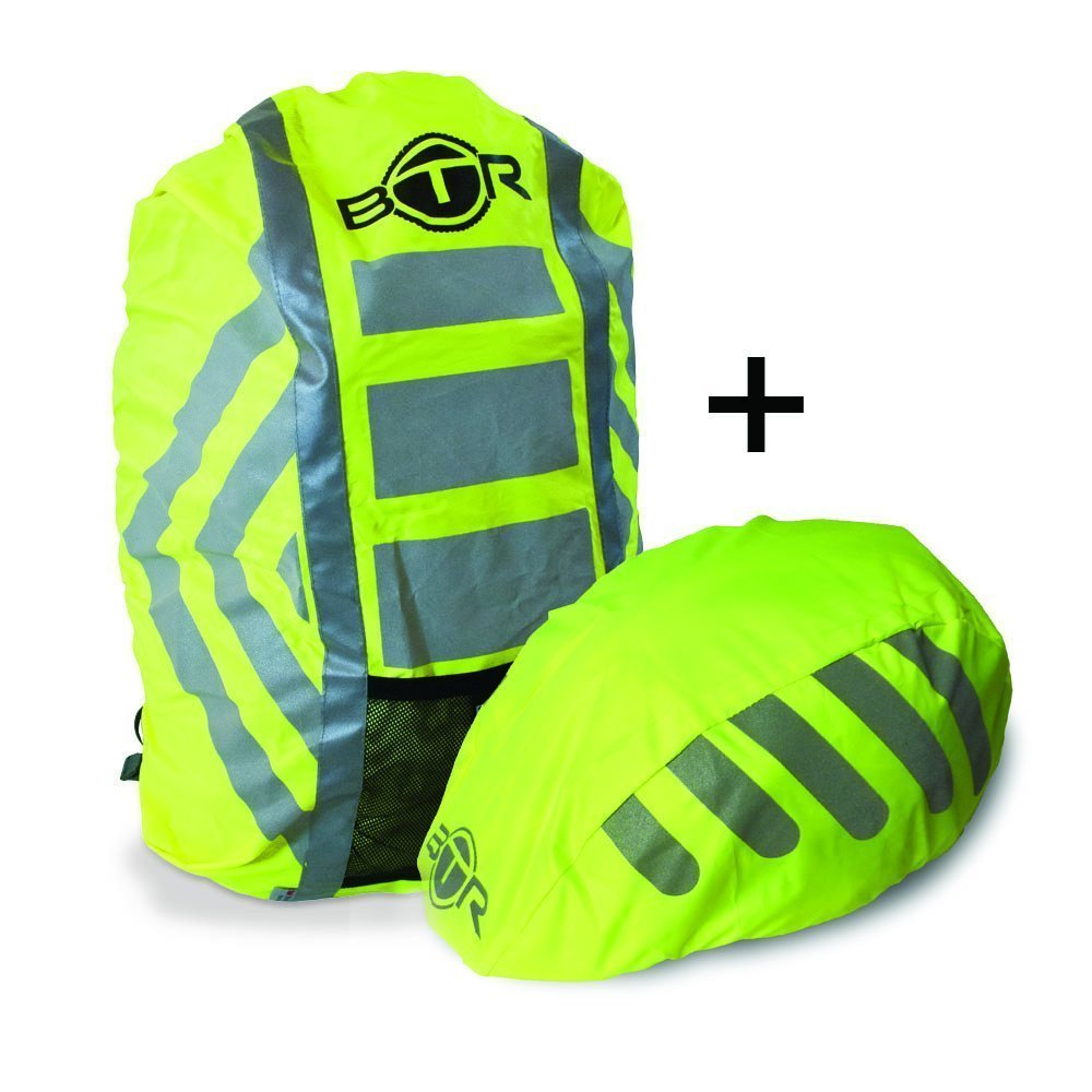 3a7371644676 Get Quotations · BTR Waterproof High Visibility Backpack Cover