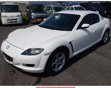 Used 2007 Mazda RX8 Lead Solution Leading Car Exporter Japan