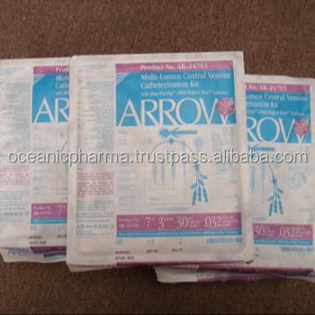 arrow cvc double triple lumen catheter buy arrow cvc double