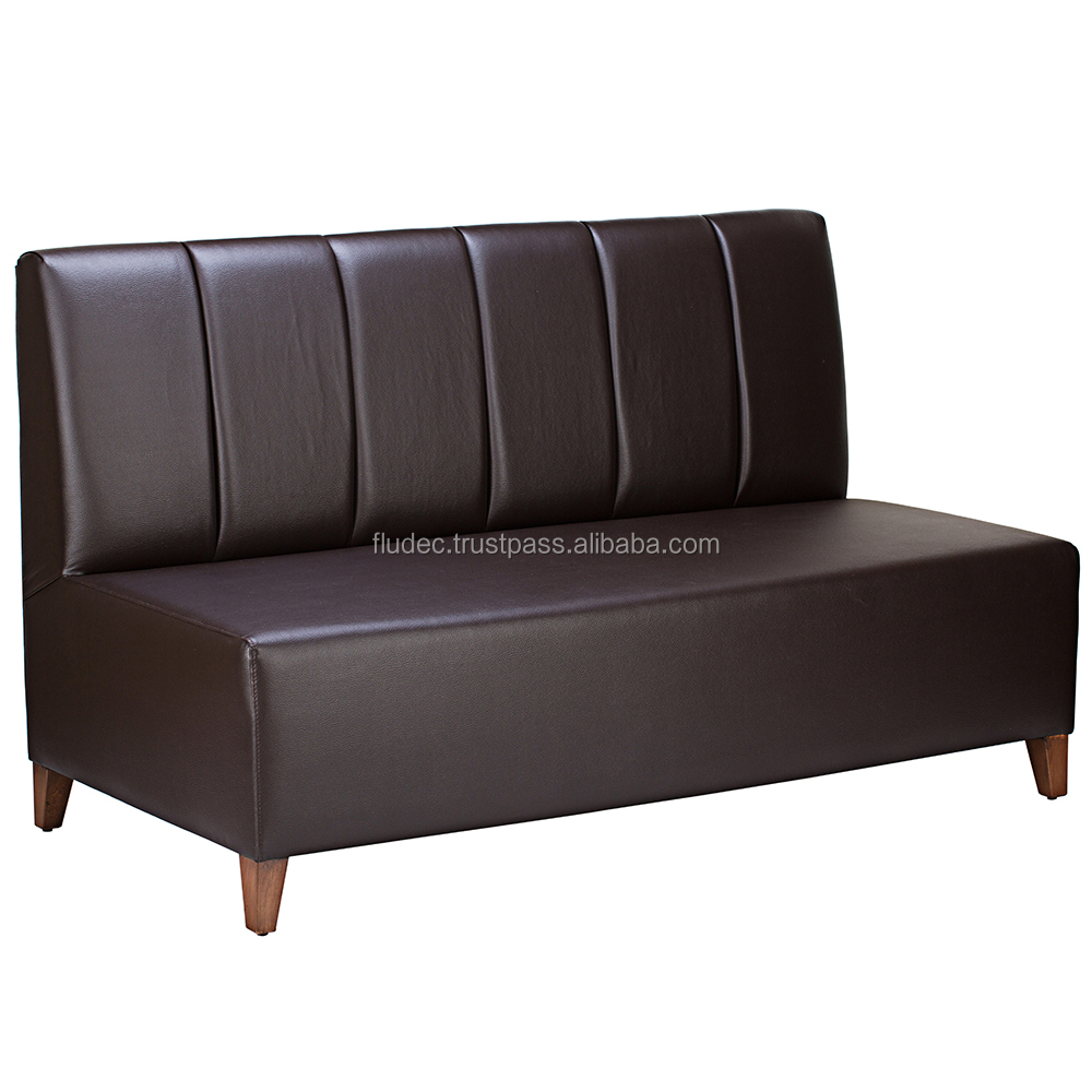LUNCH BENCHES AND SOFAS GROUPS | From Turkish Manufacturer | Leather and Fabric Optional |