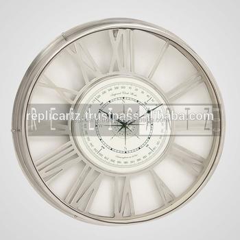 Roman Numeral Metal Wall Clock Buy Wall Clock Roman