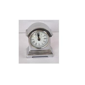 Polish Round Table.Round Table Clock Bird House Style In Mirror Polish Finish And Alos Available In Nickel Plating Buy Vintage Style Table Clock Indian Table