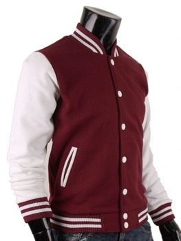 University College Baseball Letterman Varsity Jackets - Buy ...