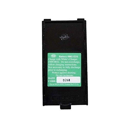 Whites NiCad Rechargeable Battery forDFX, XLT, MXT, M6, QXT, CL SL802-5211-1