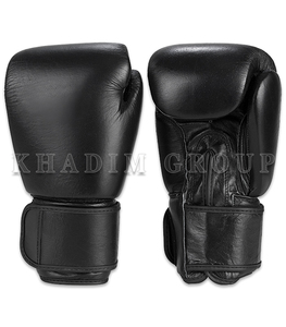 Custom Logo Leather Boxing Bag Leather Mitts